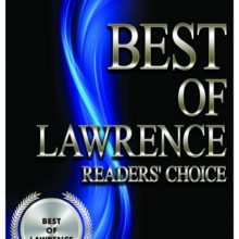 Best of Lawrence - Readers Choice - 2018